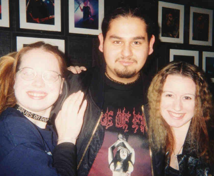 Andrea, Orlando, & Charity